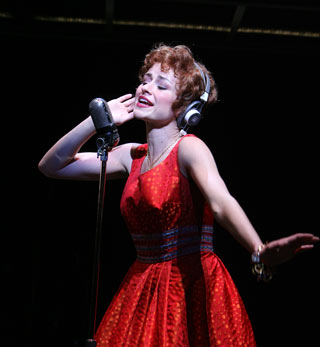 Denise Payne, Buffalo Gal in Jersey Boys