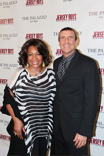 Mary Wilson and John Salvatore