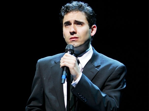 John Lloyd Young Returns to Jersey Boys Broadway