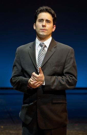 John Lloyd Young Returns to Jersey Boys