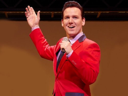 Jon Boydon Jersey Boys London